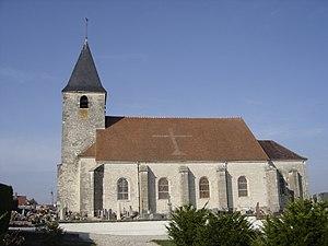 Ville-sous-la-Ferté - Image: Ville Sous La Ferté église