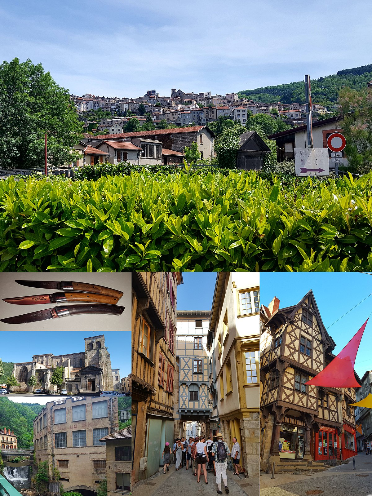 Thiers, Puy-de-Dôme - Wikipedia