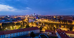 Vilnius Modern Skyline At Dusk, Lithuania - Diliff.jpg