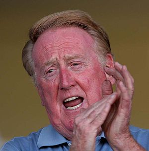 Vin Scully - Scully in 2008