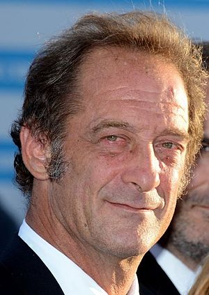 2013 Deauville American Film Festival - Vincent Lindon, Main Jury President