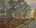 Vincent van Gogh - The garden of Saint Paul's Hospital - Google Art Project.jpg