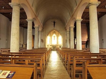 Église Saint-Pierre de Viriat - intérieur