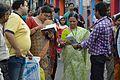 Visitors - 38th International Kolkata Book Fair - Milan Mela Complex - Kolkata 2014-02-09 8836.JPG