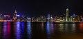 Vista del Puerto de Victoria desde Kowloon, Hong Kong, 2013-08-11, DD 18.JPG