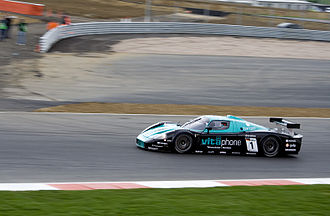 2010 FIA GT1 World Championship - Vitaphone Racing won the inaugural FIA GT1 Teams' World Championship with its Maserati MC12s and drivers Michael Bartels and Andrea Bertolini won the Drivers' World Championship