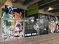 """Vitrophanies de l'exposition """"L'art de Dc - l'Aube des Super-Héros"""".jpg"""