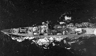 Soviet cruiser <i>Admiral Zozulya</i>