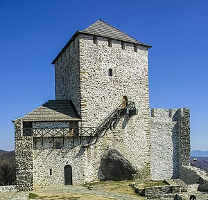 Uprising in Banat - Vršac Fortress.