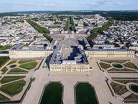 Versailles wikip dia for Piscine de versailles