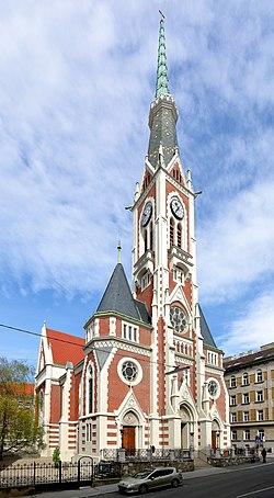 Währing (Wien) - Lutherkirche.JPG