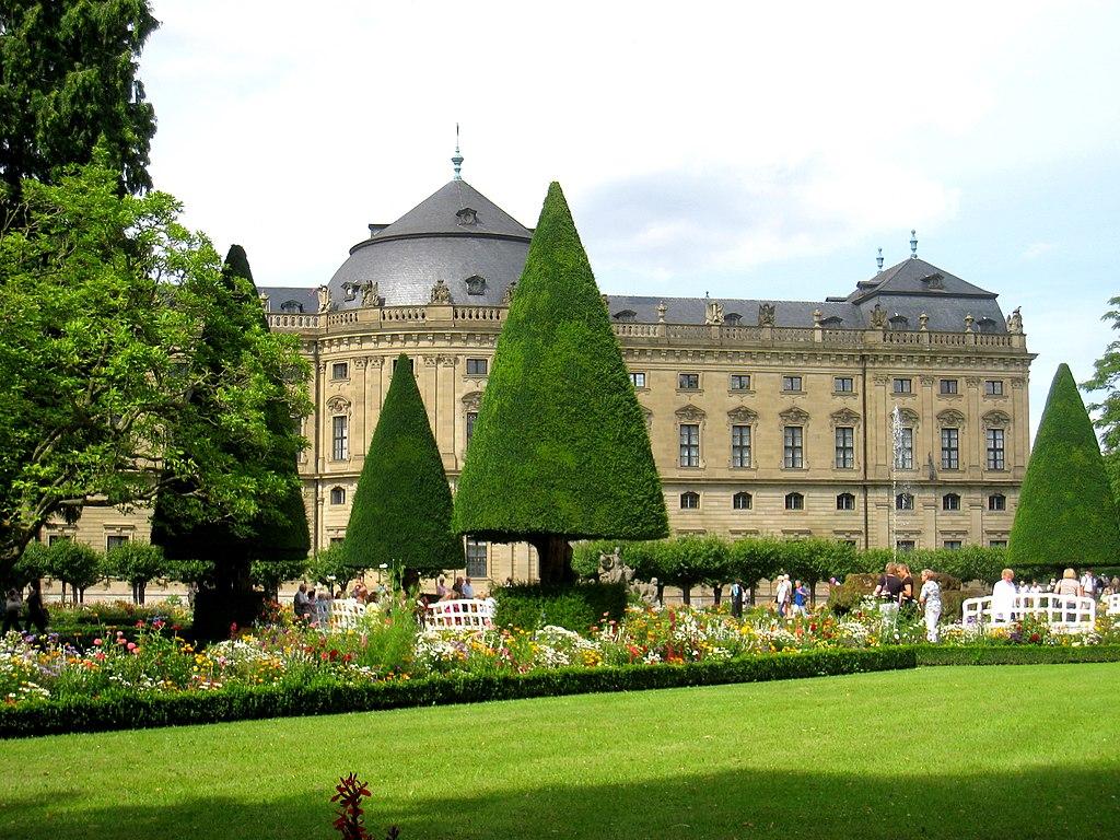 Würzburg Residence gardens - IMG 6716.JPG
