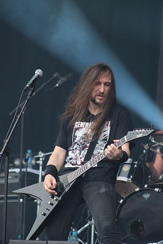 Heathen (band) - Image: W0847 Hellfest 2013 Heaven g 2 66918