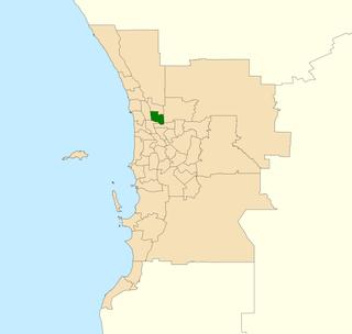 Electoral district of Mirrabooka