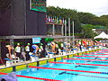 WDSC2007 Day1 Women50Freestyle Start.jpg