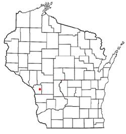 Vị trí trong Quận La Crosse, Wisconsin