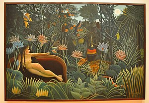 WLA moma Henri Rousseau The Dream 3