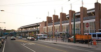 Frankford Transportation Center - Frankford Transportation Center in 2010