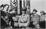 """WWII, Europe, Germany, """"Nazi Hierarchy, Hitler, Goering, Goebbels, Hess"""", The Desperate Years p143 - NARA - 196509.tif"""