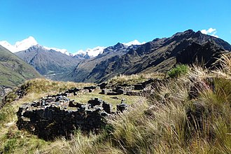 Huacramarca - Image: Wacramarca