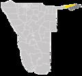 Wahlkreis Kongola in Caprivi.png