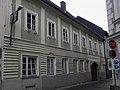 Waidhofen an der Ybbs - ehem Gasthaus zur Goldenen Sonne - Weyrerstraße 22.jpg