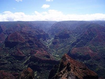 Waimea Canyon Big Island Hawaii