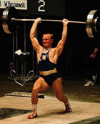 Waldemar Baszanowski - Waldemar Baszanowski at the 1964 Olympics