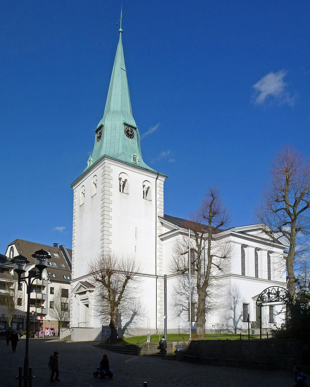 Wald Kirche