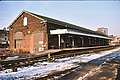 Walsall station - former goods shed 1979 - geograph.org.uk - 811918.jpg