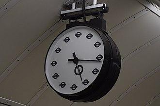 Wanstead tube station - Image: Wanstead. (160224.171450.)