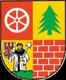 Das Wappen von Müncheberg