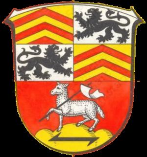 Schaafheim - Image: Wappen Schaafheim