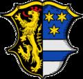 Wappen des Landkreises Neustadt an der Waldnaab.png