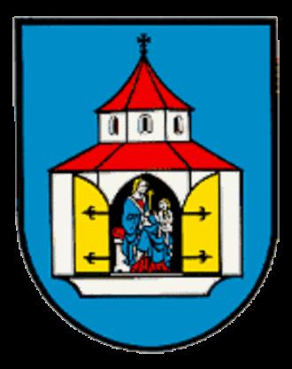 Neuötting - Image: Wappen neuoetting