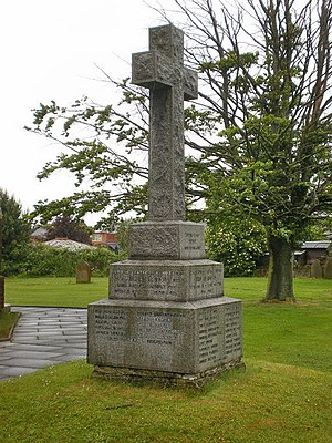 North Meols - War memorial