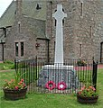 War Memorial at Logie Coldstone - geograph.org.uk - 259895.jpg