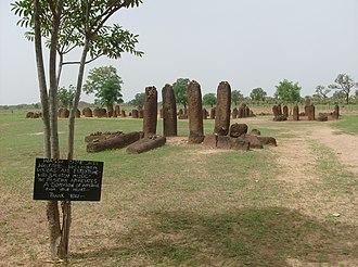 Senegambian stone circles - Wassu stone circles