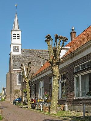 Alexander Johan Berman - The Watergang church, where Berman served
