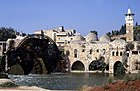 Waterwheels in Hamma, Syria.jpg