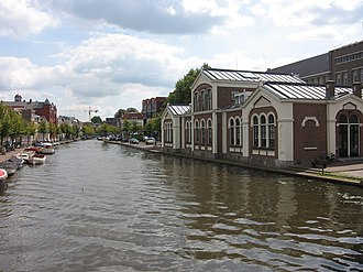 Webster University - Webster University campus in Leiden