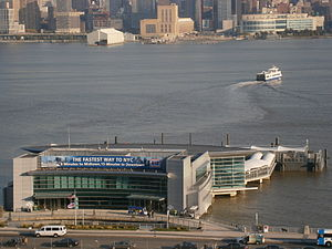 NY Waterway - Weehawken headquarters and terminal