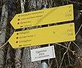 Wegweiser Eggerkreuz 610m.jpg