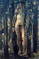 Weisgerber, Albert - Spoutany Sebastian v lese (1910).jpg