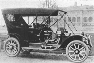 Welch Motor Car Company Defunct American car manufacturer from 1901 to 1912