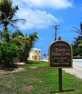 Town in Cayman Islands, United Kingdom