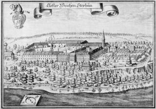 Weihenstephan Abbey monastery
