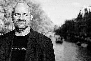 Werner Vogels - Werner Vogels in 2008 in Amsterdam