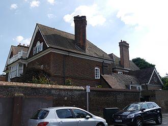 West Lodge, Wimbledon - West Lodge, 2016