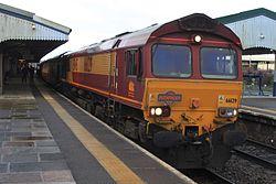 Westbury - DBS 66129 with railtour.JPG